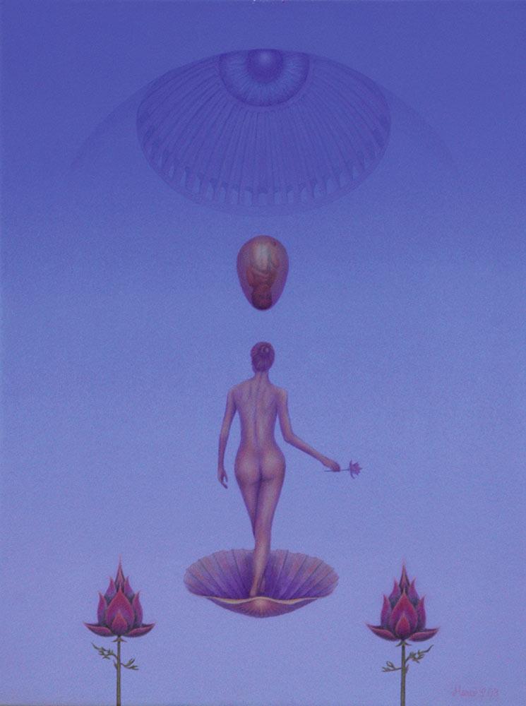 Venus Is Traveling