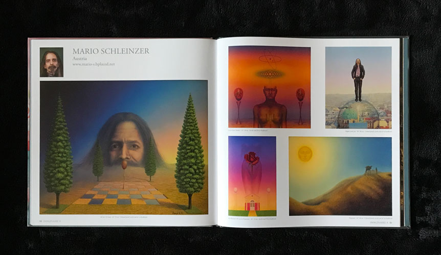 Artworks of Mario Schleinzer in IMAGINAIRE10
